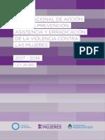 PlanNacionalDeAccion_2017_2019 (Violencia Contra Las Mujeres)