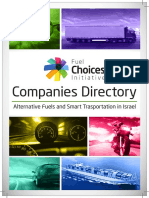 Companies Directory Alternative Fuels and Smart Transportation June 20