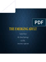 the emerging adult powerpoint feb 27 2016