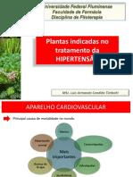 Aula 1- Hipertensão Fitoterápicos