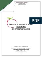 Dra. Emyli Apostila de Suplementação e Fitoterapia