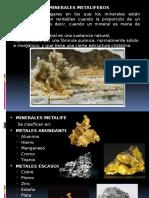 Flotacion de Minerales Metaliferos 1