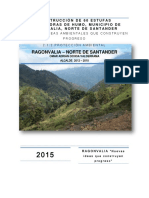 Proyecto Estufas Reguladoras de Humo