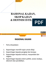 Topic Rasional Skop Definisi Istilah