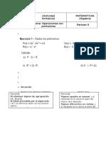 Actividad en Clase Octavo 3er Periodo 9 de Agosto Xxx