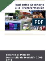 Cumplimiento PD Medellín