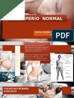 PUERPERIO NORMAL - DAYRA (1).pptx