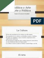 Política y Arte