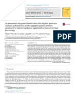 Applied Mathematical Modelling