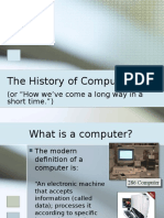 01 History of Computers[1]