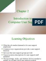 Computing Support