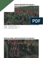 Rencana Skema Jaringan Drainase