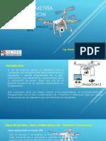Expo Fotogrametría Con Dron