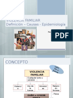 Violencia Familiar - Med Legal