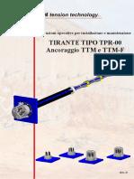 Istruzioni Operative TPR00 Rev B