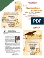 Grad. Program '16