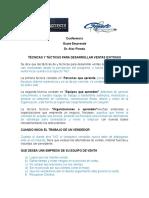 Conferencia Guate Emprende Resumen