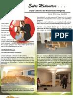 Boletin_159 Informe Misionero de Suiza - Mayo 2010