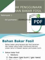 DAMPAK PENGGUNAAN BAHAN BAKAR FOSIL.pptx