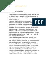 Zee Griston e o Primeiro Livro - Thalys Eduardo Barbosa