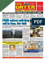 Bikol Reporter September 25 - October 1, 2016 Issue