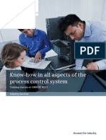 PCS 7_ Know-how in All Aspects of the Process Control System