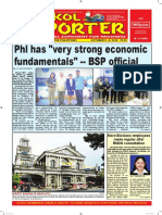 Bikol Reporter October 2 - 8, 2016 Issue