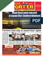 Bikol Reporter October 23 - 29, 2016 Issue