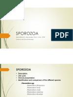4 Sporozoa