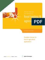 AAS-Food_Compendium 2011 - Soil Quality and Fertilizer Analysis-AGILENT TECH
