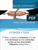 (9) DISCHARGE OF CONTRACT.ppt