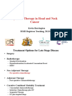 Systemic Therapy in Head and NEck Cancer Harrington