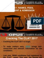 CLAT examination Details - How To Clear Your CLAT Exam