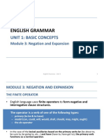 English Grammar UNIT_1_m3
