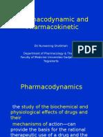 Pharmacodynamic & Pharmacokinetic