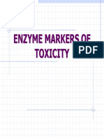 Enzyme Markers of Toxicity