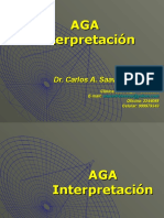Interpretación AGA