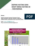 Masa Depan Hutan Indonesia Silva Indonesia Makassar 25agustus 2015