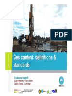 06.Gas Content Definitions & Standards