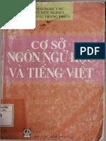 Co So Ngon Ngu Hoc Va Tieng Viet - Mai Ngoc Chu