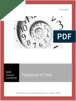 Tragedies in Time