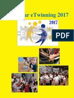 Calendar Etwinning 2017