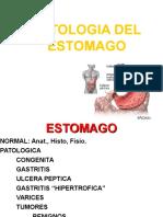 4.- Patologia Del Est Omago