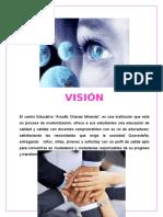 Esc. Arnulfo Vision y Mision