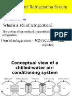 HVAC and Refrigeration System