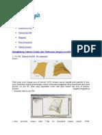 Menghitung Volume Galian Dan Timbunan Dengan ArcGIS 10