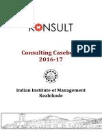 Konsult - Casebook - 2016