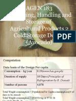 Cold Storage Maie 2