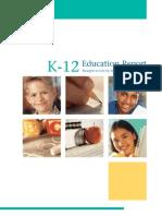 K-12 Education Report from Sylvan Learning of Danville, VA