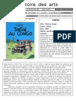 HDA Tintin Au Congo